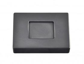 1/2 Troy Ounce Silver Rectangular Graphite Ingot Mold