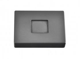 1/4 Troy Ounce Silver Rectangular Graphite Ingot Mold