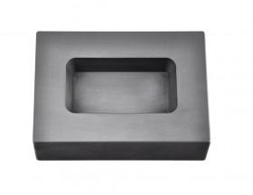 10 Troy Ounce Silver Rectangular Graphite Ingot Mold