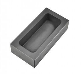 20 Troy Ounce Silver Kit Kat Graphite Ingot Mold
