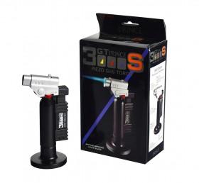Prince GT 3000S Piezo Refillable Micro Melting Butane Torch