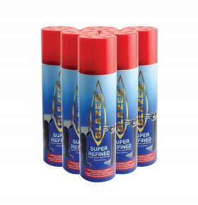 Butane Refill Cans