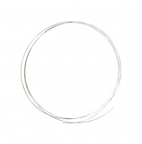 1/4 T.oz SS70 Medium Silver Soldering Wire - 5 Feet