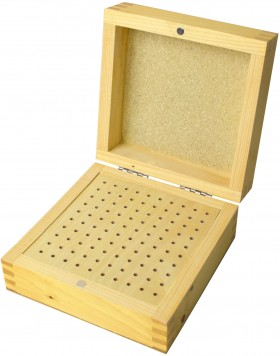 Bur Storage Holder for 100 Burs