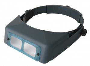 "10"" Focal Length Magnifying Optivisor® - 2X"