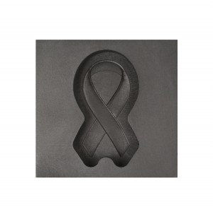 Memorial Ribbon 3D Mold - Small