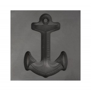 Anchor 3D Mold - Large