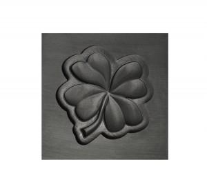 Four Leaf Clover 3D Mold- Small