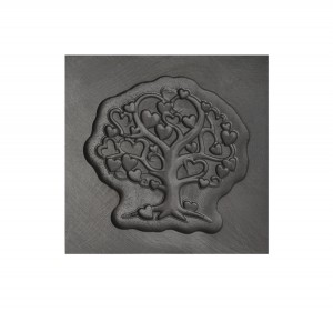 Tree of Love 3D Mold - Small