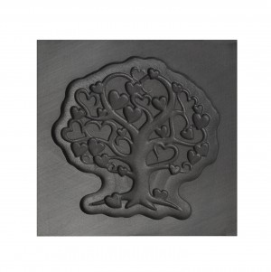 Tree of Love 3D Mold- Medium