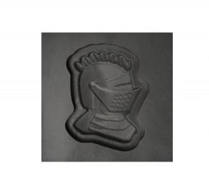 Knight Helmet 3D Mold- Small