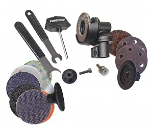 Foredom AK69110 Angle Grinder Attachment Kit