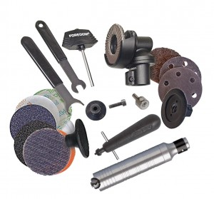 Foredom AK69130 Angle Grinder Attachment Kit w/ H.30 Handpiece