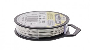 """15' Beadalon Silver Plated Wire - 0.18"""""""