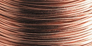 14 Gauge Bare Copper Artistic Wire Bag Paks - 10 Feet