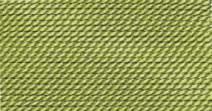 JADE GREEN NYLON BEAD CORD #6