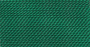 GREEN NYLON BEAD CORD #0