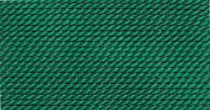 GREEN NYLON BEAD CORD #4