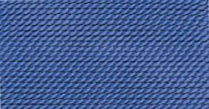 BLUE SILK BEAD CORD #4