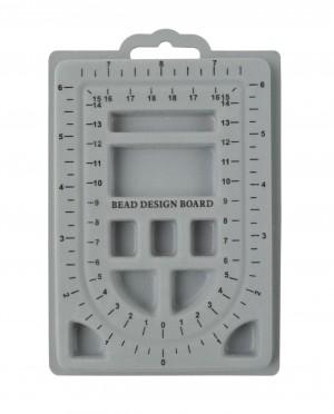 """6-1/2"""" x 4-1/2"""" Mini Flocked Bead Board"""