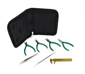 7 Piece Beading Tool Kit w/ Case