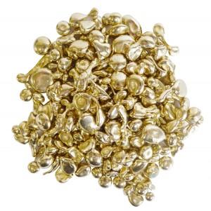 Silicon Bronze Alloy Casting Grain (Yellow) - PER POUND