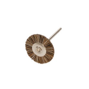 "SUPER 3/4"" MOUNTED BRUSH, MEDIUM"