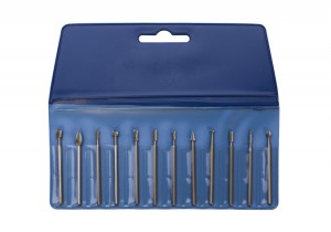 Medium Wax Bur Set