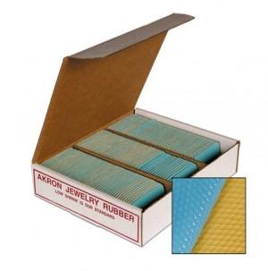 Firm Precut Jewelry Rubber - 5 Lb Box