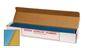 Firm Jewelry Rubber Strips - 5 Lb Box