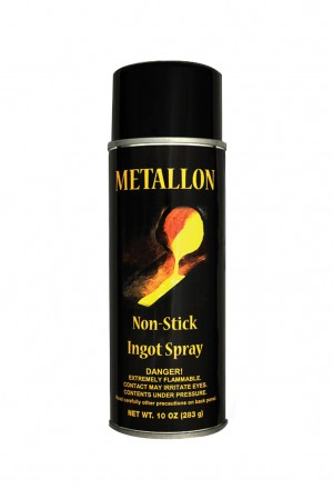 Metallon Non-Stick Ingot Mold Spray