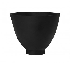 "5"" x 6"" Rubber Mixing Bowl"