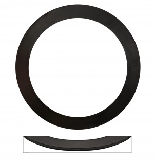 "4"" Graphite Gasket - Thin"