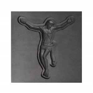 Christ 3D Mold- Large