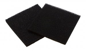 Replacement Carbon Filters (Pack of 2)