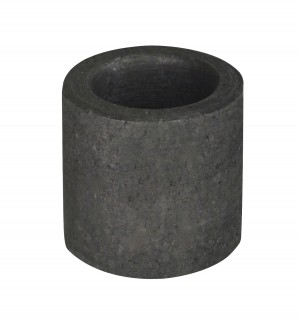 2 oz Gold Mini Graphite Crucible Cup