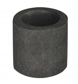 8 oz Gold Mini Graphite Crucible Cup