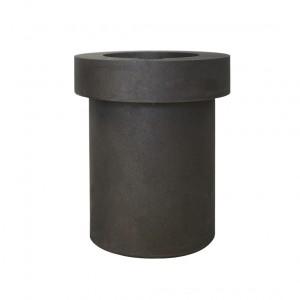 100 oz 3 Kg Electro-Melt Kerr Furnace Graphite Crucible