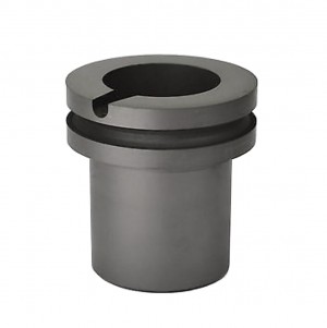 20 oz Short Graphite Furnace Crucibles for Hardin and MF Series Furnaces