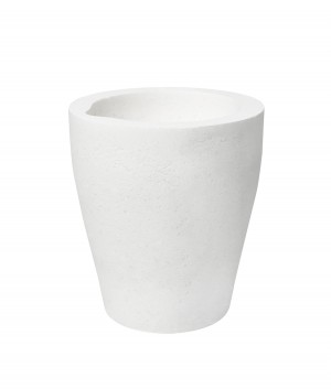 500 Gram Ceramic Alumina Crucible Cup