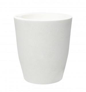 2000 Gram Ceramic Alumina Crucible Cup