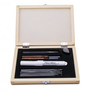Deluxe Carving Set w/ a Wooden Box