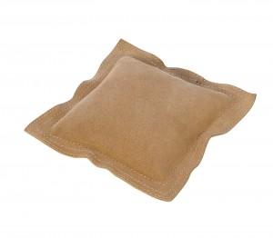 "6"" Square Leather Sandbag"