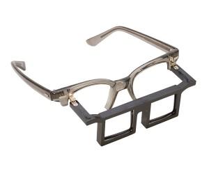 Half-Frame Telesight Magnifier #48