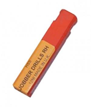 Euro-Quality HSS Twist Drills #58 - Pack of 10