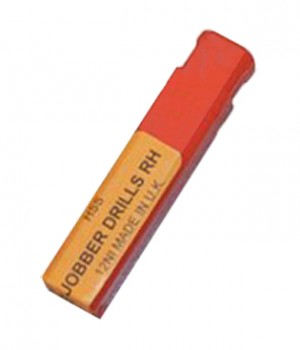 Euro-Quality HSS Twist Drills #72 - Pack of 10