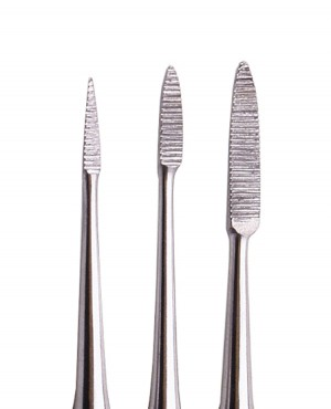 3 Piece Wax Carving/File Set