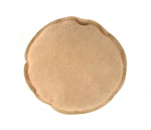 "5"" Round Leather Sandbag"