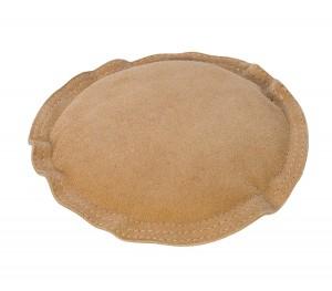 "8"" Round Leather Sandbag"