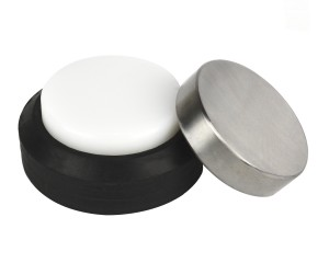 """3"""" Nylon and Steel 2-in-1 Anvil/Surface"""